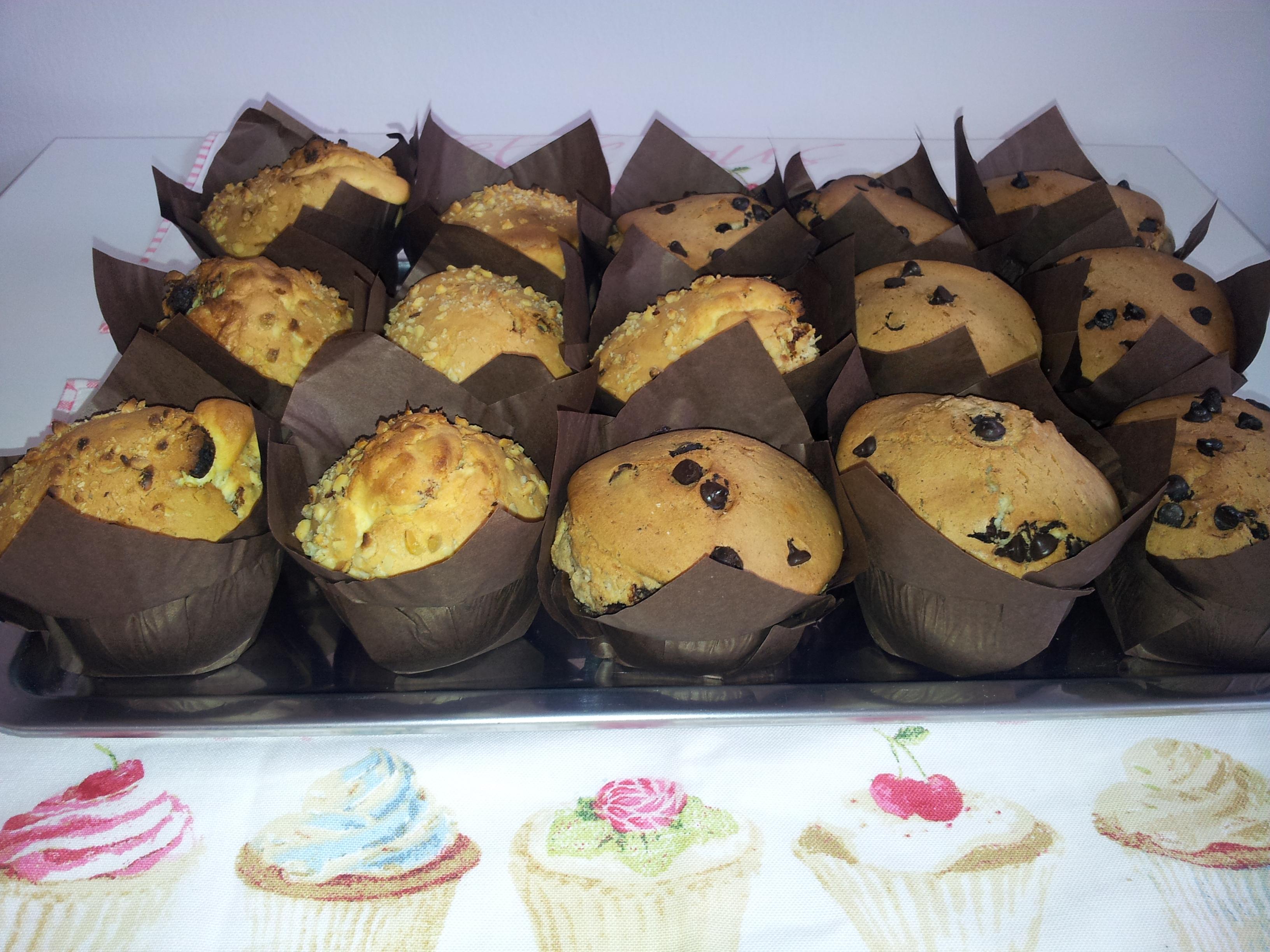 Kağıtta Kek, Muffin